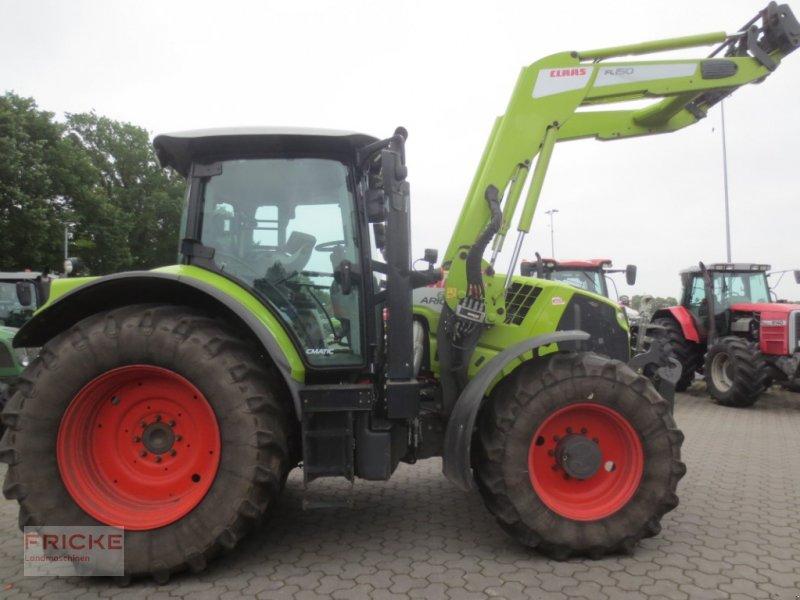 Traktor tipa CLAAS Arion 650 Cmatic, Gebrauchtmaschine u Bockel - Gyhum (Slika 1)