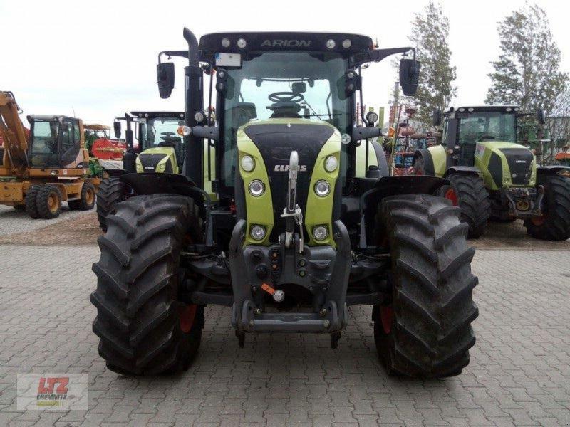 Traktor des Typs CLAAS ARION 650 CMATIC, Neumaschine in Frauenstein (Bild 2)