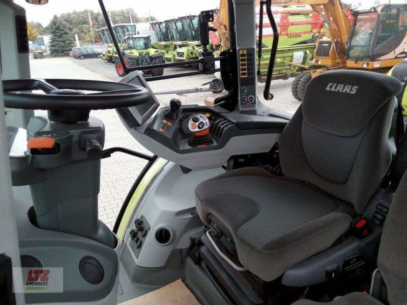 Traktor des Typs CLAAS ARION 650 CMATIC, Neumaschine in Frauenstein (Bild 9)