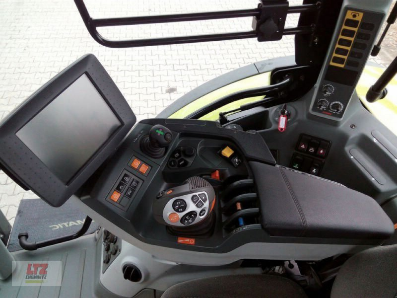 Traktor des Typs CLAAS ARION 650 CMATIC, Neumaschine in Frauenstein (Bild 10)