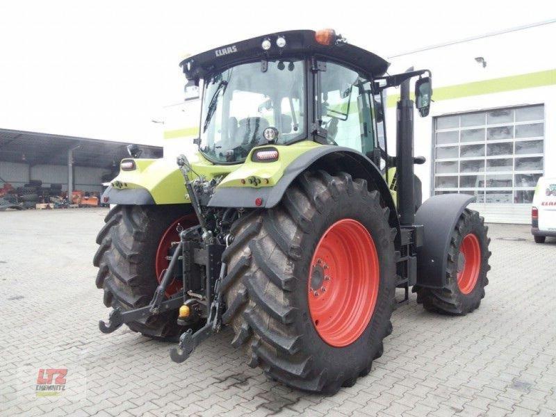 Traktor des Typs CLAAS ARION 650 CMATIC, Neumaschine in Frauenstein (Bild 7)