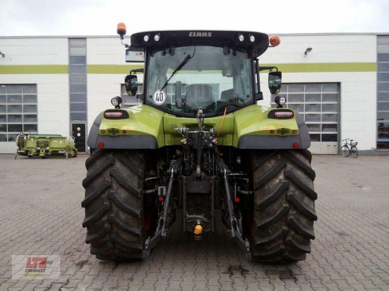Traktor des Typs CLAAS ARION 650 CMATIC, Neumaschine in Frauenstein (Bild 8)