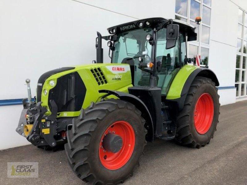 Traktor типа CLAAS ARION 650 HEXA Stage V, Gebrauchtmaschine в Langenau (Фотография 1)