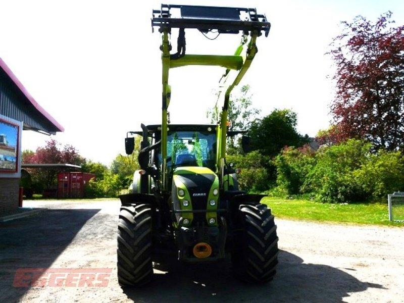 Traktor des Typs CLAAS ARION 650 Hexashift, Gebrauchtmaschine in Suhlendorf (Bild 2)