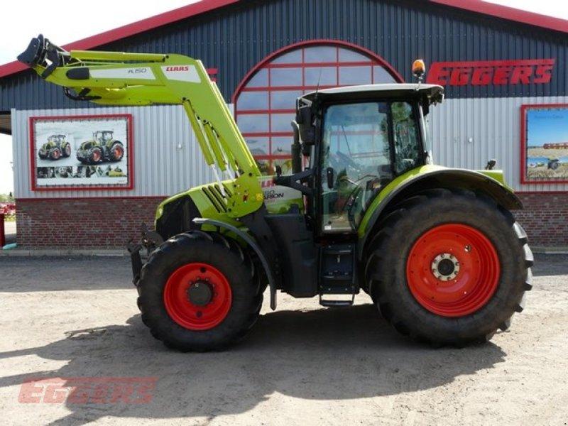 Traktor des Typs CLAAS ARION 650 Hexashift, Gebrauchtmaschine in Suhlendorf (Bild 1)