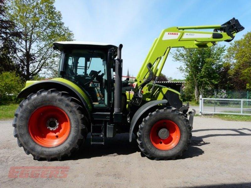 Traktor des Typs CLAAS ARION 650 Hexashift, Gebrauchtmaschine in Suhlendorf (Bild 3)
