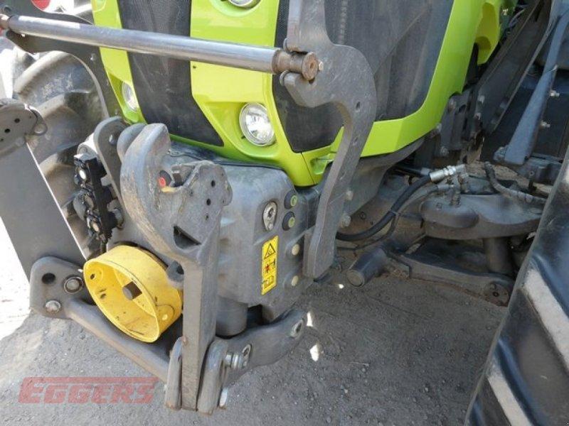 Traktor des Typs CLAAS ARION 650 Hexashift, Gebrauchtmaschine in Suhlendorf (Bild 8)