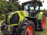 Traktor типа CLAAS ARION 650 MIT FKH, Gebrauchtmaschine в Rauschwitz
