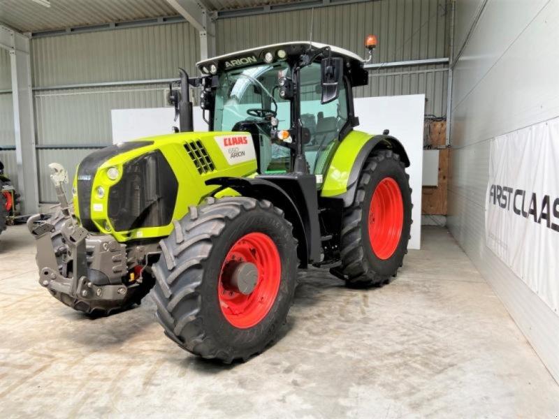 Traktor типа CLAAS ARION 650 St4 HEXA, Gebrauchtmaschine в Molbergen (Фотография 1)