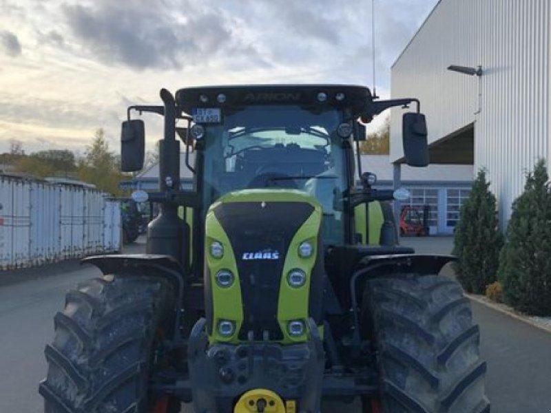 Traktor des Typs CLAAS ARION 650 ST5 6PS  CEBIS CLAAS, Vorführmaschine in Birgland (Bild 2)