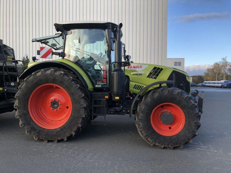 Traktor des Typs CLAAS ARION 650 ST5 6PS  CEBIS CLAAS, Vorführmaschine in Birgland (Bild 3)