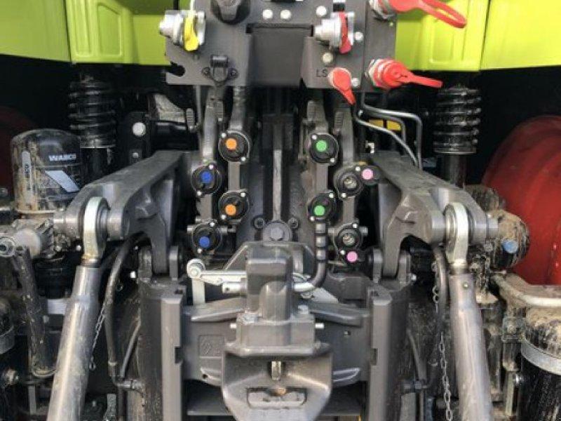 Traktor des Typs CLAAS ARION 650 ST5 6PS  CEBIS CLAAS, Vorführmaschine in Birgland (Bild 4)