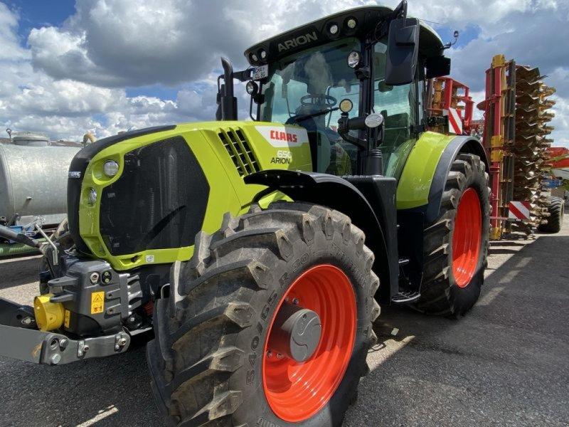 Traktor tipa CLAAS ARION 650 ST5 6PS  CEBIS, Vorführmaschine u Bad Abbach (Slika 1)