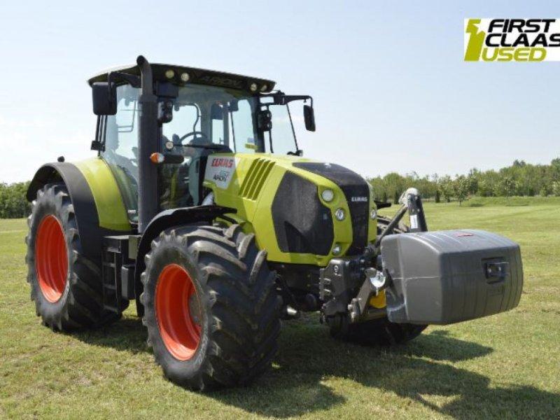 Traktor tipa CLAAS ARION 650 T4i, Gebrauchtmaschine u Afumati (Slika 1)