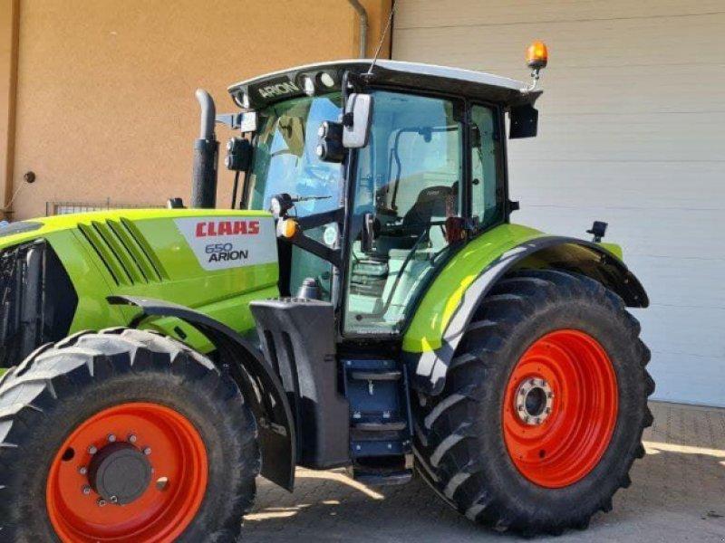 Traktor des Typs CLAAS Arion 650, Gebrauchtmaschine in Aspach (Bild 1)