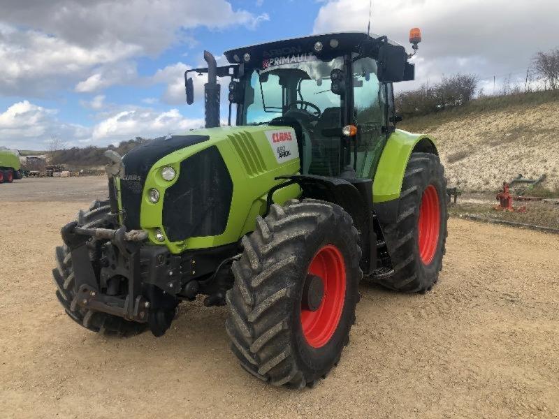 Traktor typu CLAAS ARION 650, Gebrauchtmaschine w Reims (Zdjęcie 1)