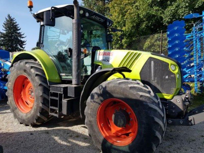 Traktor tipa CLAAS ARION 650, Gebrauchtmaschine u Sainte Menehould (Slika 1)