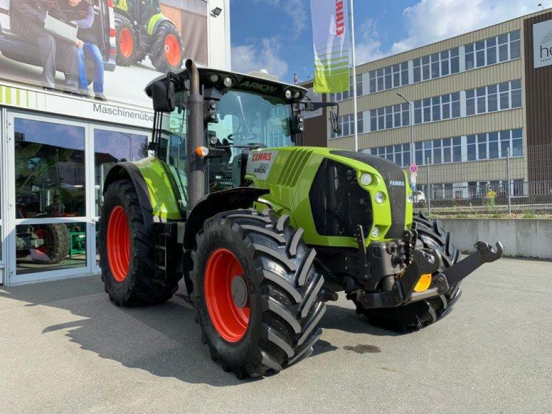 Traktor tipa CLAAS ARION 650, Gebrauchtmaschine u Gefrees (Slika 1)