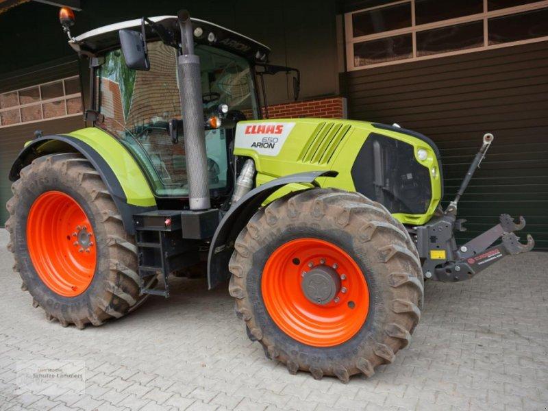 Traktor типа CLAAS Arion 650, Gebrauchtmaschine в Borken (Фотография 1)