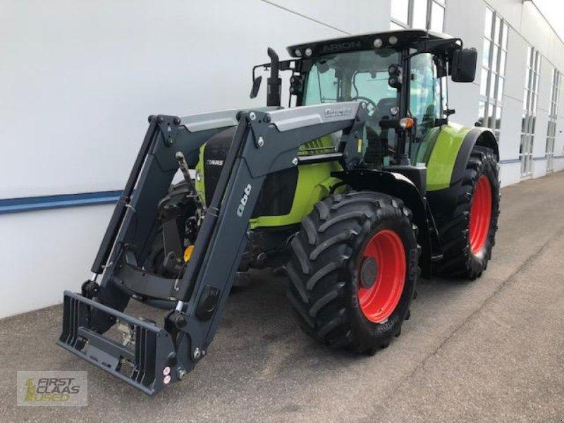 Traktor des Typs CLAAS ARION 650, Gebrauchtmaschine in Langenau (Bild 1)