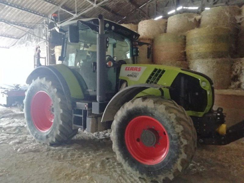 Traktor del tipo CLAAS ARION 650, Gebrauchtmaschine en Gueret (Imagen 1)