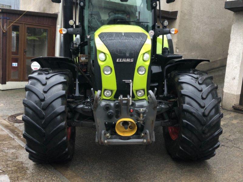 Traktor des Typs CLAAS Arion 650, Gebrauchtmaschine in Lautertal (Bild 1)
