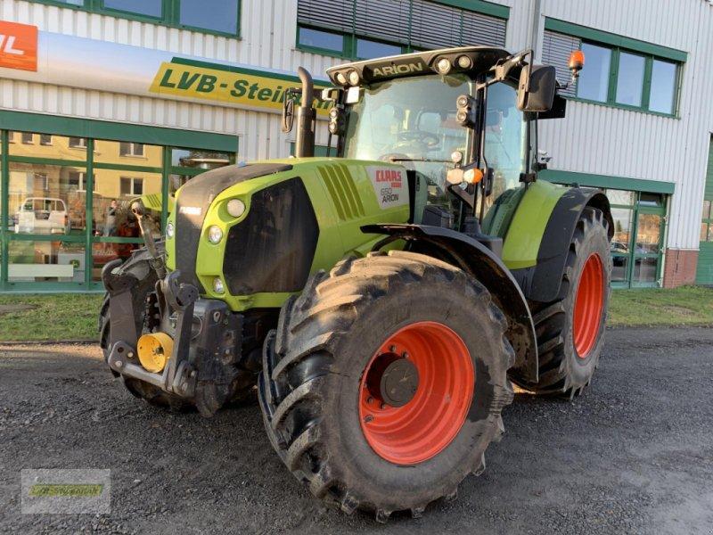 Traktor del tipo CLAAS Arion 650, Gebrauchtmaschine en Barsinghausen OT Groß Munzel (Imagen 1)