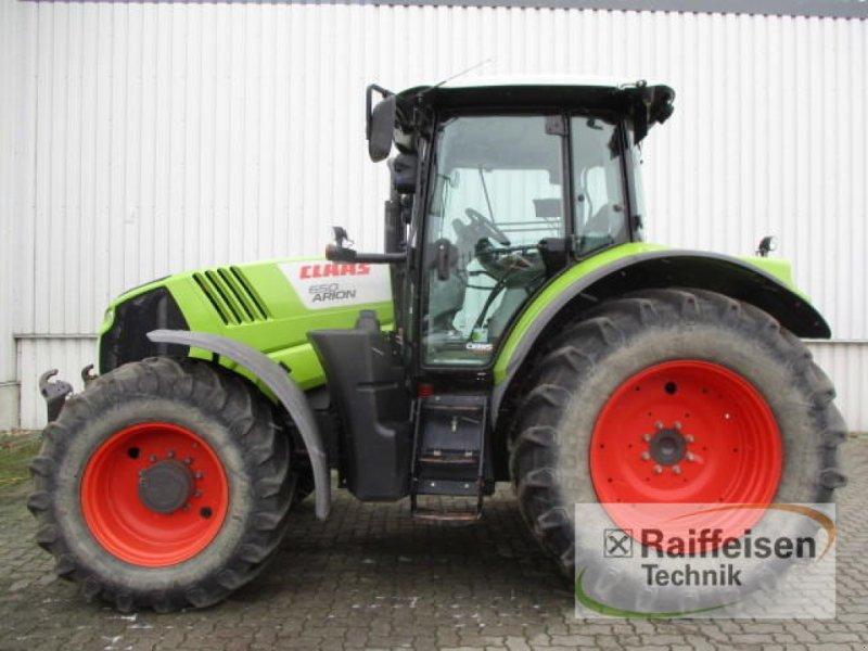 Traktor des Typs CLAAS Arion 650, Gebrauchtmaschine in Holle (Bild 1)