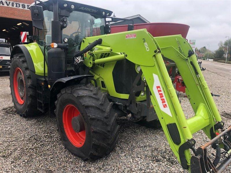 Traktor tipa CLAAS ARION 650CIS+ med FL150 frontlæsser, Gebrauchtmaschine u Bredebo (Slika 1)