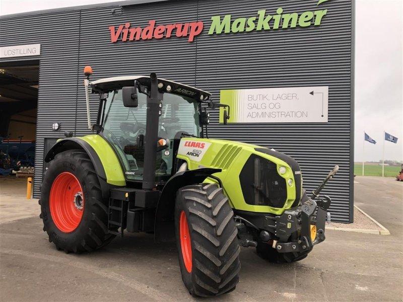 Traktor del tipo CLAAS ARION 650CMATIC, Gebrauchtmaschine en Vinderup (Imagen 1)