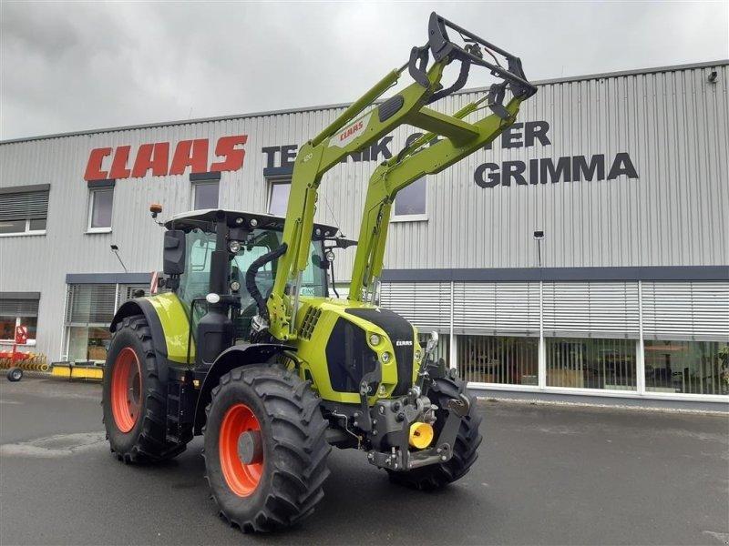 Traktor des Typs CLAAS Arion 660 C-Matic, Gebrauchtmaschine in Grimma (Bild 1)