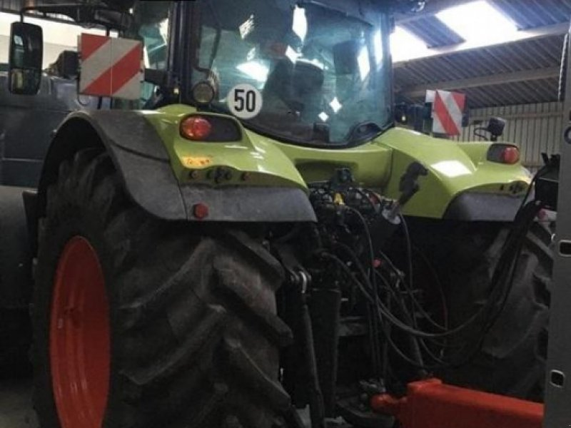 Traktor des Typs CLAAS Arion 660 C-Matic, Gebrauchtmaschine in Wanderup (Bild 10)