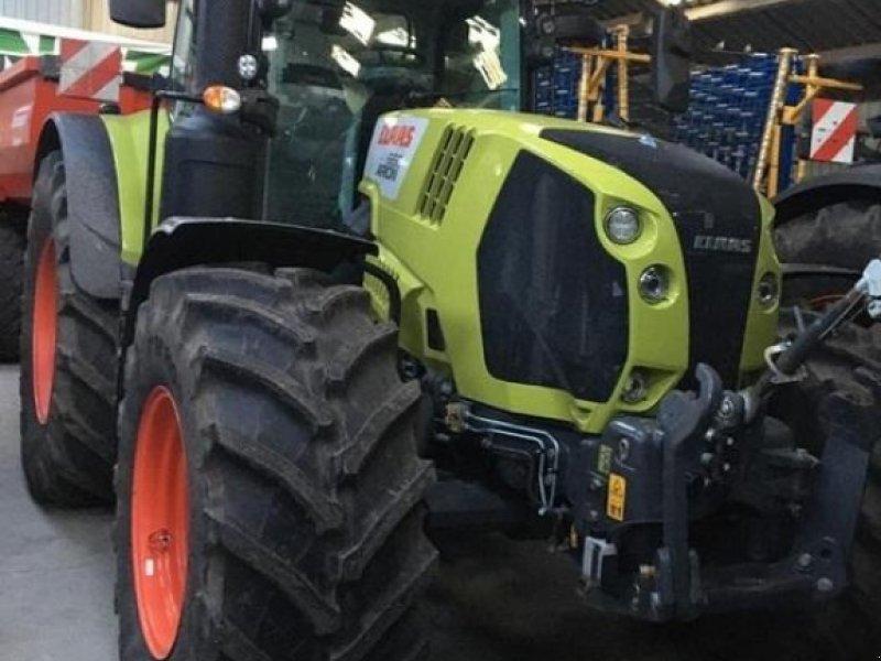 Traktor des Typs CLAAS Arion 660 C-Matic, Gebrauchtmaschine in Wanderup (Bild 1)