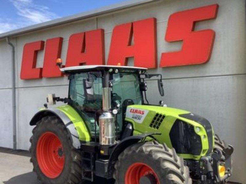 Traktor des Typs CLAAS arion 660 cebis cmatic, Gebrauchtmaschine in STEPHANSHART (Bild 1)