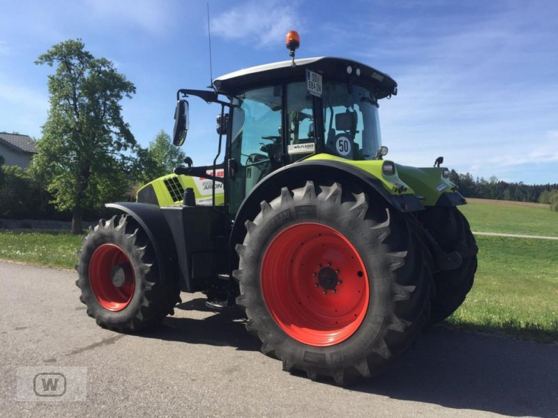 Traktor typu CLAAS Arion 660 CEBIS CMATIC, Vorführmaschine v Zell an der Pram (Obrázok 3)
