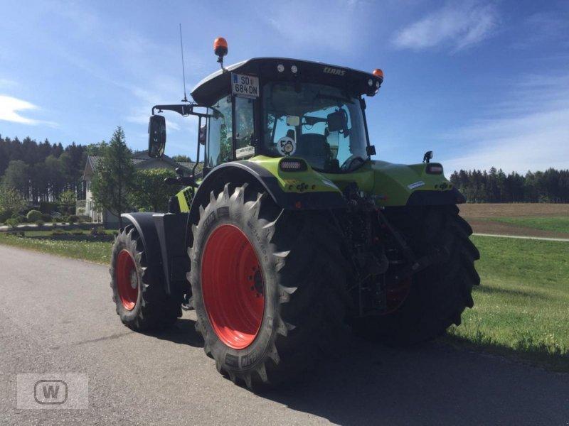 Traktor typu CLAAS Arion 660 CEBIS CMATIC, Vorführmaschine v Zell an der Pram (Obrázok 5)