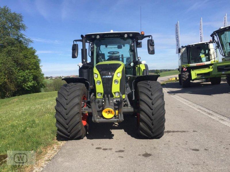 Traktor typu CLAAS Arion 660 CEBIS CMATIC, Vorführmaschine v Zell an der Pram (Obrázok 7)