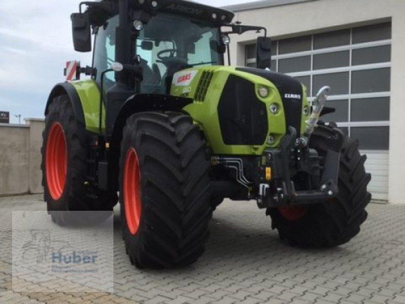 Traktor des Typs CLAAS Arion 660 CEBIS CMATIC, Vorführmaschine in Mönchhof (Bild 1)