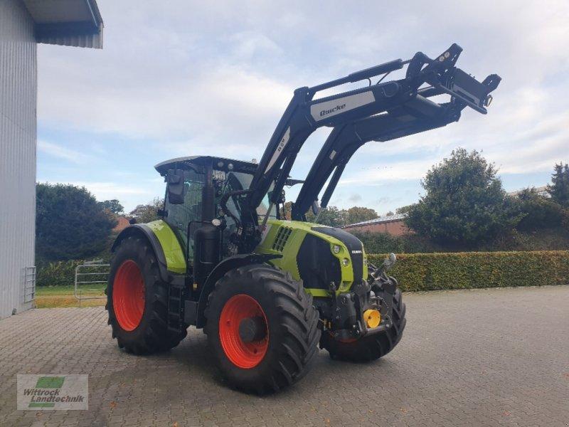Traktor des Typs CLAAS Arion 660 Cebis, Gebrauchtmaschine in Rhede / Brual (Bild 1)