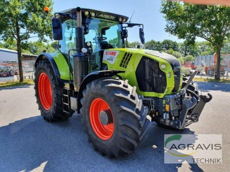 Traktor des Typs CLAAS ARION 660 CMATIC CEBIS, Gebrauchtmaschine in Meppen (Bild 2)