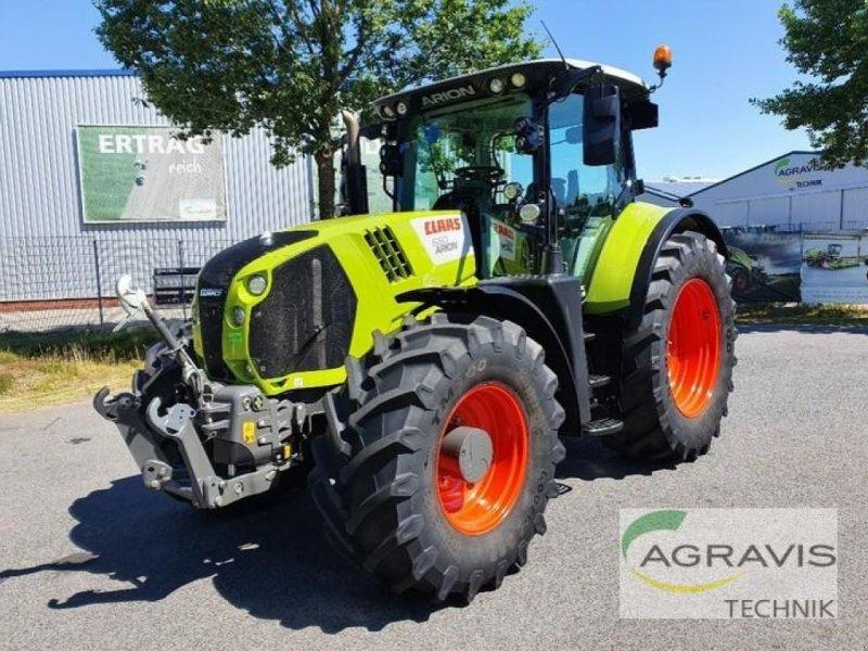 Traktor des Typs CLAAS ARION 660 CMATIC CEBIS, Gebrauchtmaschine in Meppen (Bild 1)