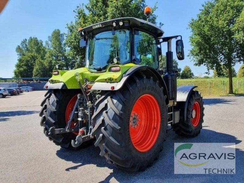 Traktor des Typs CLAAS ARION 660 CMATIC CEBIS, Gebrauchtmaschine in Meppen (Bild 3)