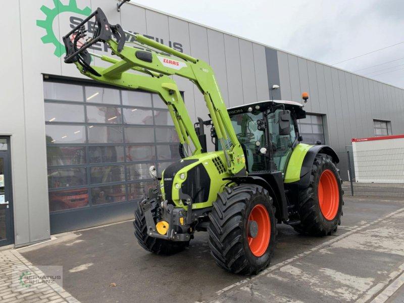 Traktor des Typs CLAAS Arion 660 CMatic Cebis, Gebrauchtmaschine in Rittersdorf (Bild 1)
