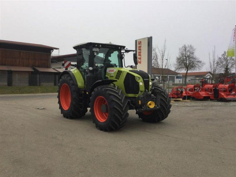 Traktor des Typs CLAAS ARION 660 CMATIC CEBIS, Vorführmaschine in Arnstorf (Bild 1)