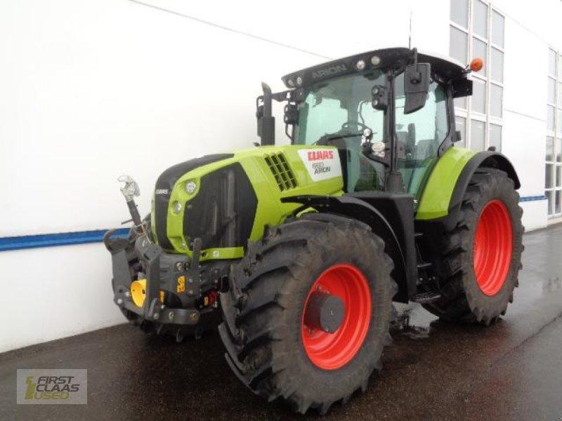 Traktor a típus CLAAS ARION 660 CMATIC CEBIS, Gebrauchtmaschine ekkor: Langenau (Kép 1)