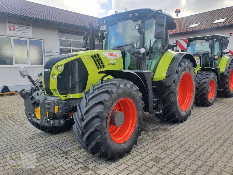 Traktor a típus CLAAS ARION 660 CMATIC CEBIS, Gebrauchtmaschine ekkor: Aresing (Kép 1)
