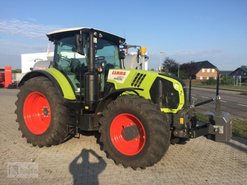Traktor a típus CLAAS Arion 660 CMatic CIS+, Gebrauchtmaschine ekkor: Karstädt (Kép 1)