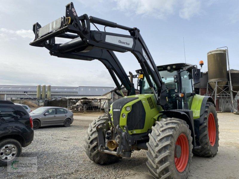 Traktor des Typs CLAAS Arion 660 Cmatic Reserviert, Gebrauchtmaschine in Rittersdorf (Bild 1)