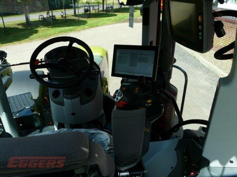 Traktor des Typs CLAAS ARION 660 CMATIC S V, Gebrauchtmaschine in Suhlendorf (Bild 4)