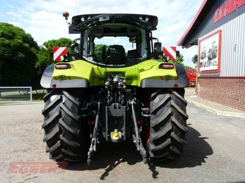 Traktor des Typs CLAAS ARION 660 CMATIC S V, Gebrauchtmaschine in Suhlendorf (Bild 6)